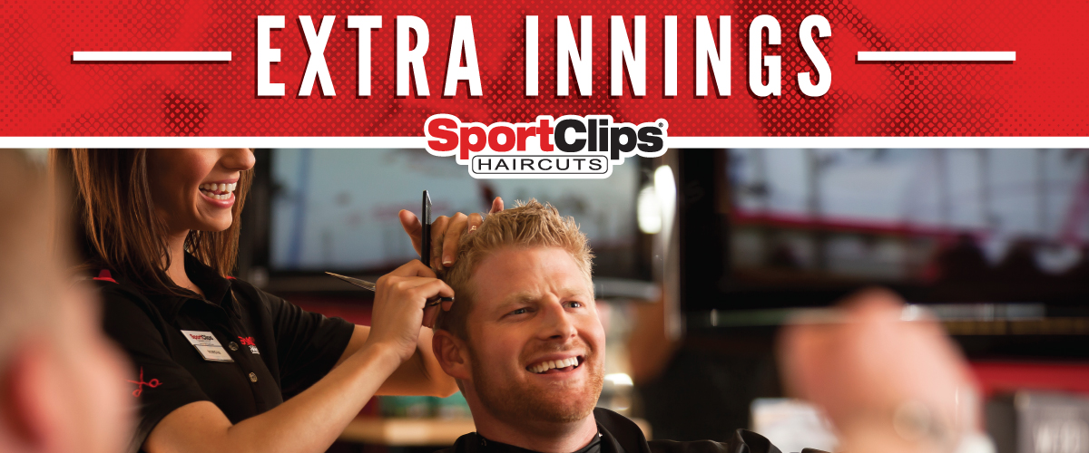 The Sport Clips Haircuts of Bakersfield - Grand Island  Extra Innings Offerings
